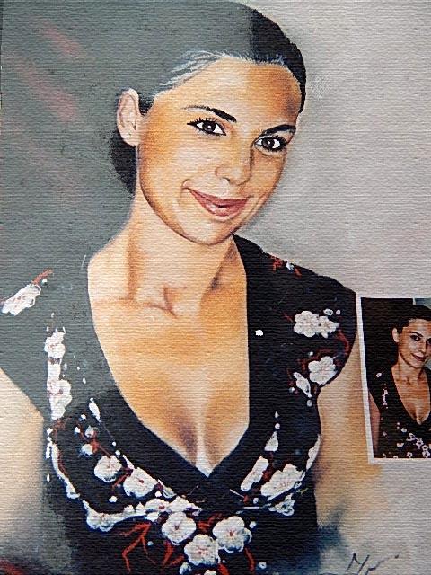 Malovani Portretu A Obrazu Na Zakazku Atelier Zj Art